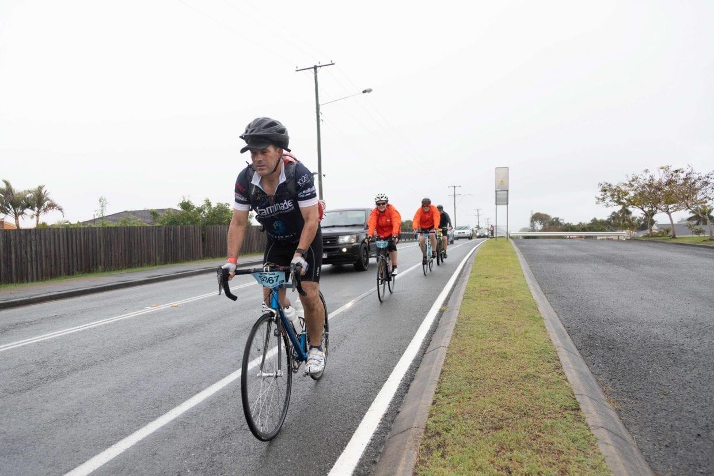 ▲オーストラリアは自転車レーンがしっかりと整備されているので、安全に走れます。