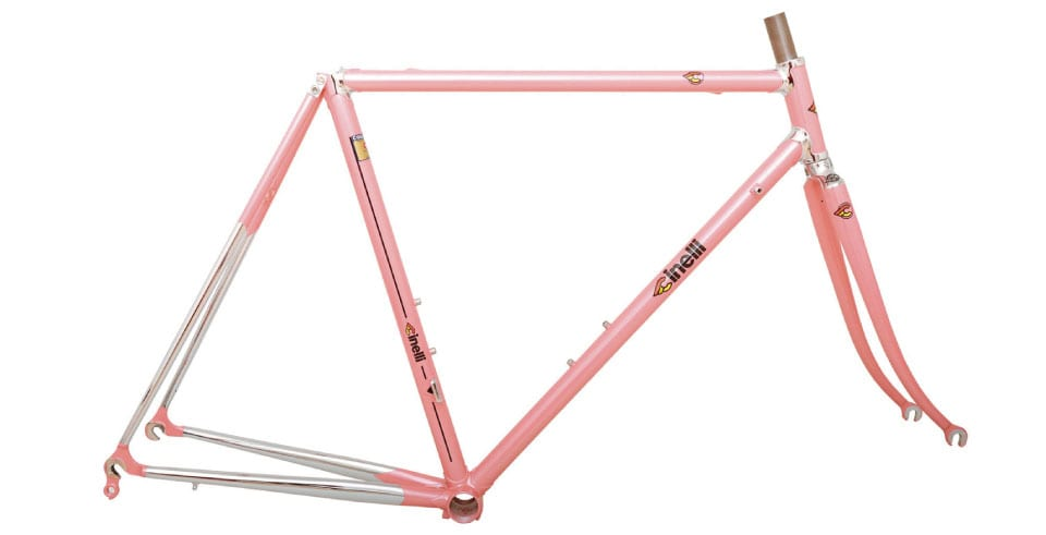 SUPERCORSA FRAME SET