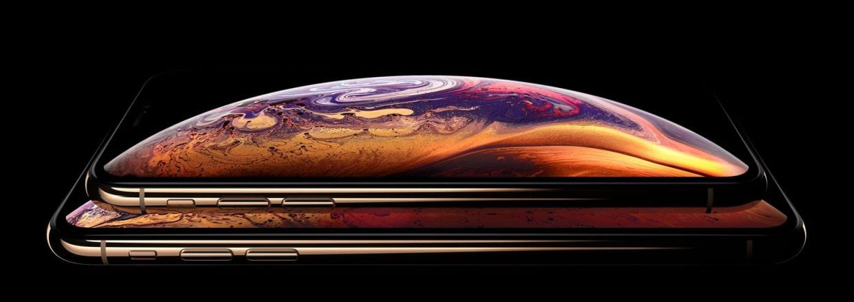 iPhone XS/XS Max Image: Apple