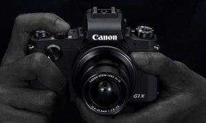 PowerShot G1 X Mark III Image: キヤノン