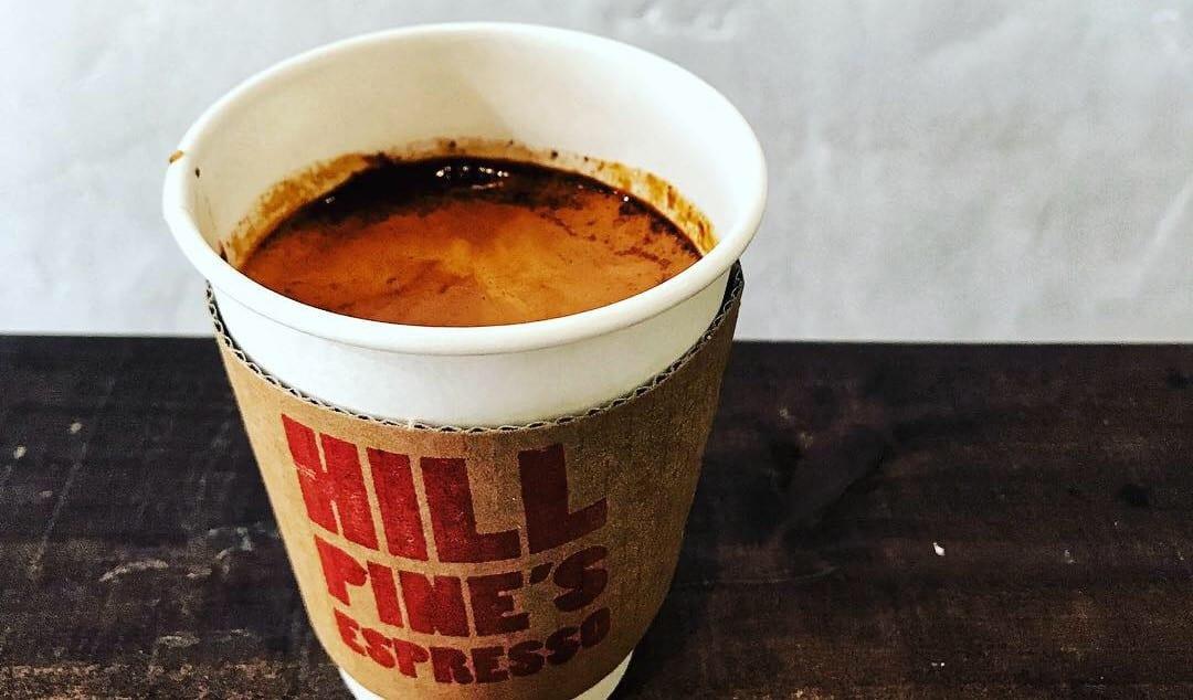 エスプレッソ ロングブラック 川越 Hill Pine's Espresso