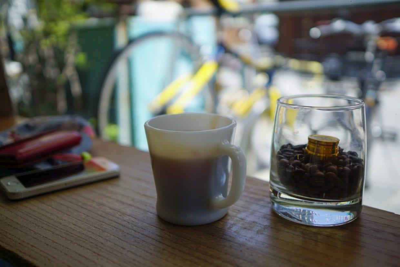 このエスプレッソがまた極上!!!普段ドリップコーヒーしか飲まず、エスプレッソ=苦いだけのものという認識がぶっ飛びました。香ばしさと深いコクのある味わいは今も忘れられない……