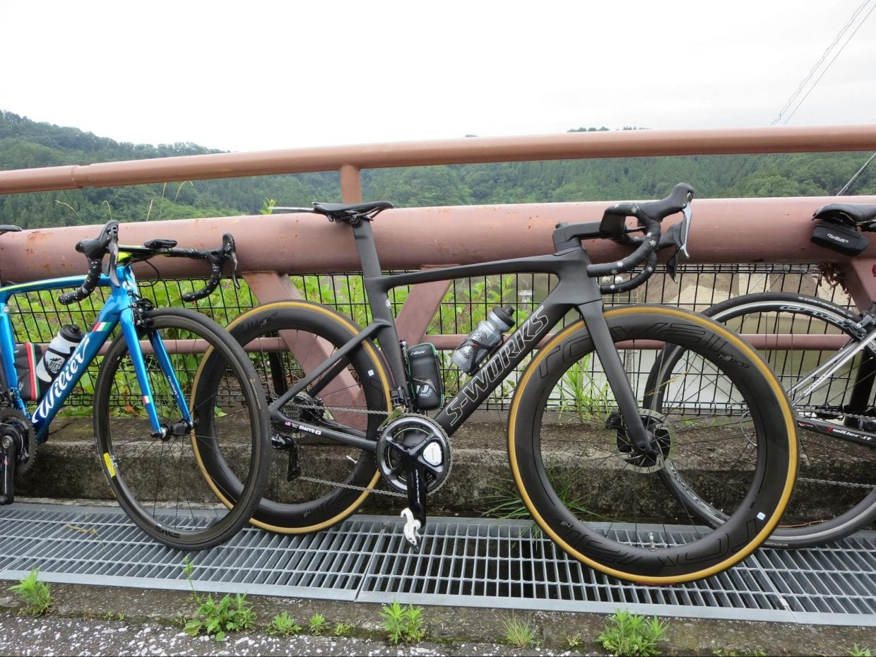 私の愛機「S-works VENGE Disc」