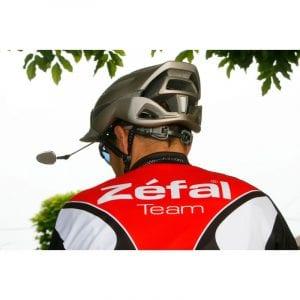 Zefar Z eye ミラー ロードバイク ヘルメット