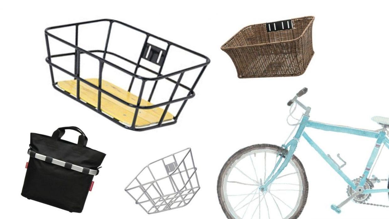 クロスバイク カゴ 後付け 通勤 通学 自転車
