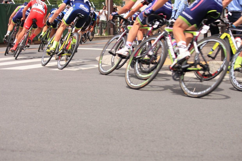 プロ選手によるJBCFエキシビションレース(image)