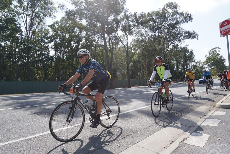 自転車レーンが整備されていて安心して楽しめる