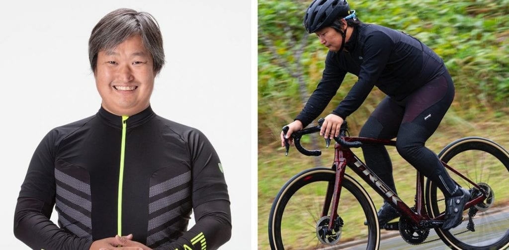 難波賢二 (自転車ジャーナリスト )