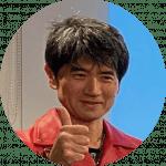 MEN'S RUN DISTANCE / RUN MOVING TIME 2部門受賞 大貫 裕輔さん