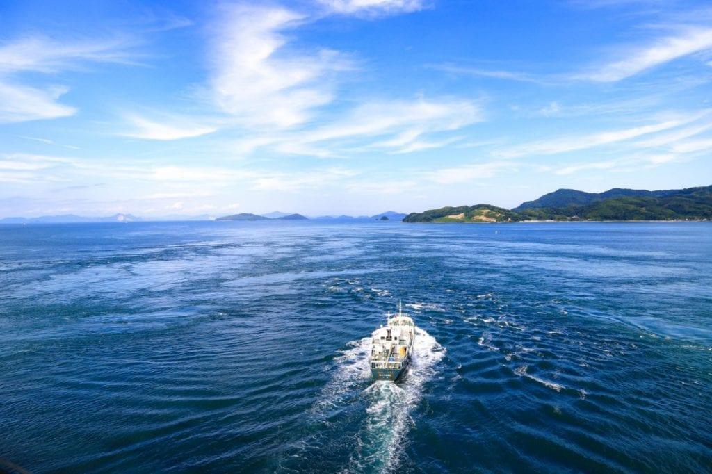 島旅image(船)
