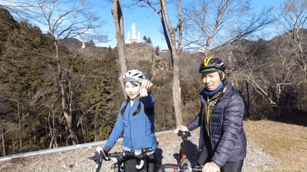 なみこさんの目標は「富士山に登りたい!」