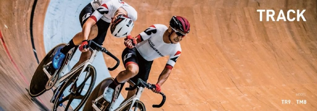 開催目前の東京オリンピック2020に向けて開発が続けられてきたトラックバイク*。最速の1台で導き出される結果や、いかに。 *)タイムトライアル・トラックバイクについては本稿では割愛