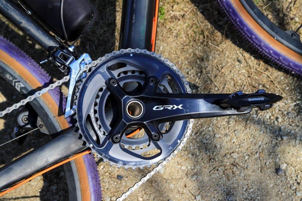 特にクランクセットについては、フレームが対応していればグラベルロードだけではなくロードバイクやクロスバイク、MTB、さらには小径車やリカンベントまでインストールすることができます。