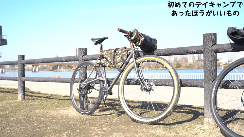 バイクパッキング