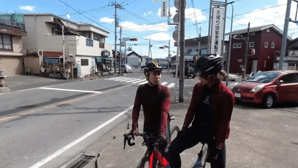 室田の交差点