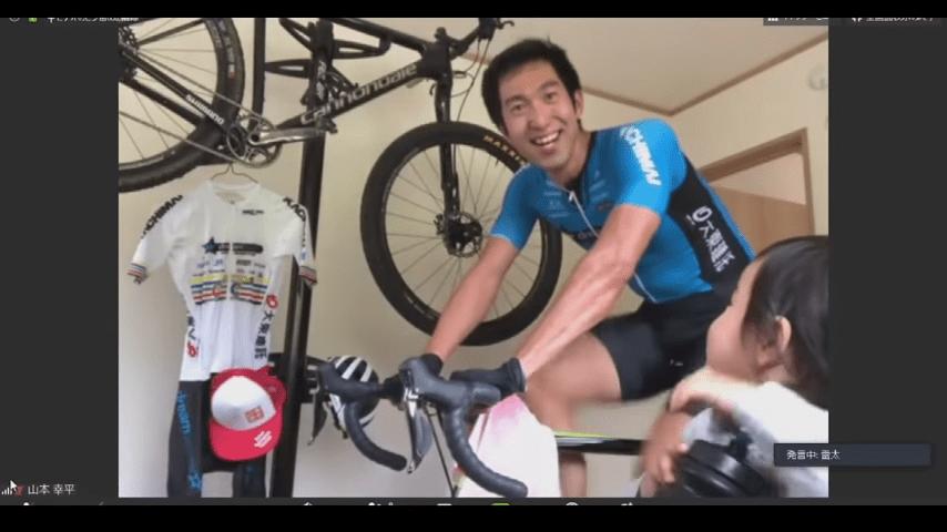 山本幸平選手