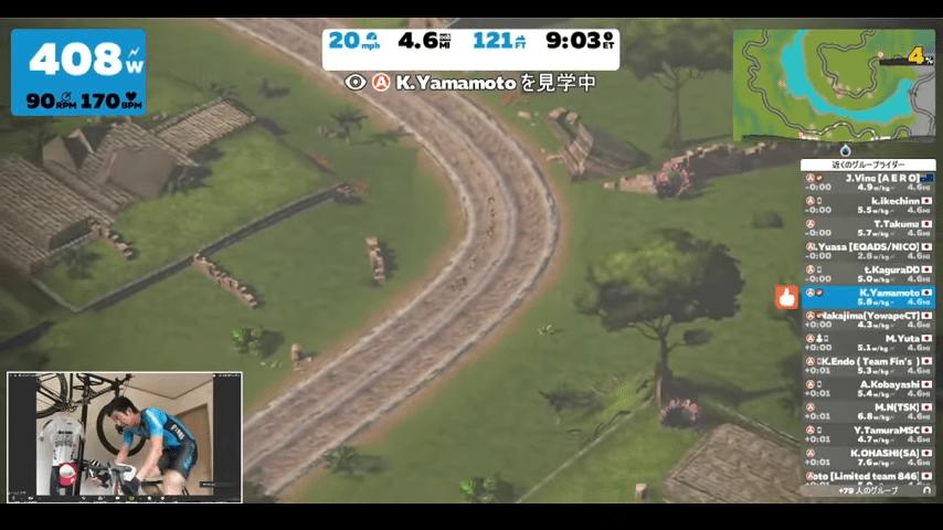 ヘリコプターからの空撮など、さまざまなアングルが楽しめる