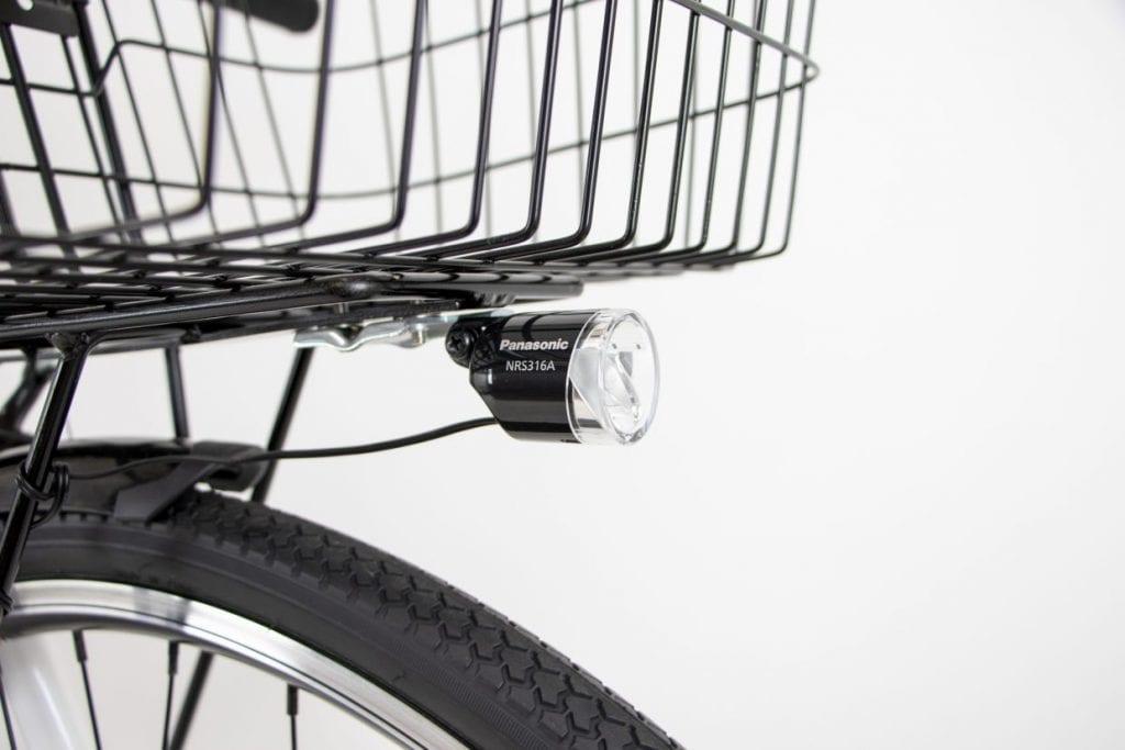 暗くなったら自動点灯するカゴ下LEDオートライト