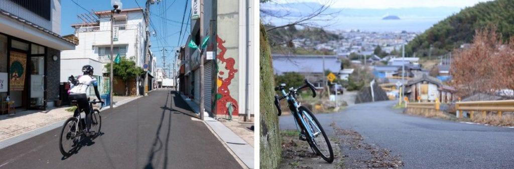 ロングライド、ヒルクライム、街乗り、ツーリング……どんなシチュエーションでも享受できるメリットがある。Photo: 神楽坂つむり