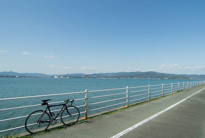 浜名湖1周(ハマイチ)ステージ