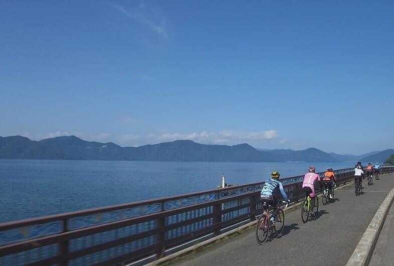 琵琶湖1周(ビワイチ)ステージ