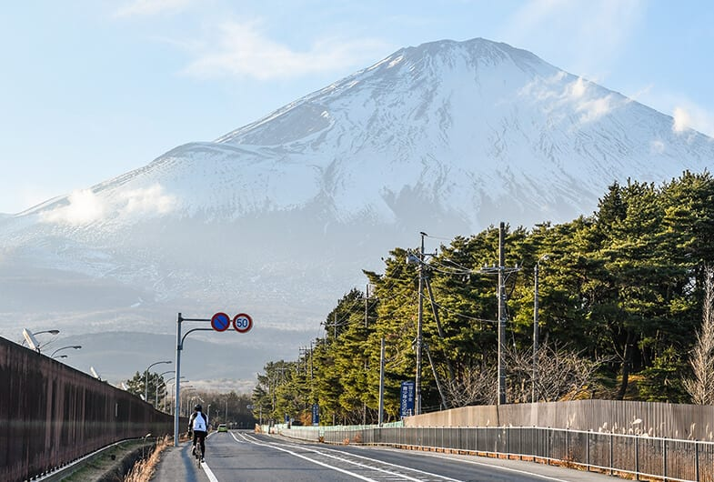 富士山1周(富士いち)ステージ