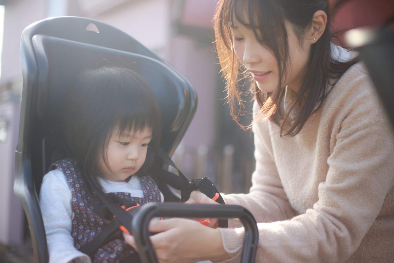 子供乗せ電動アシスト自転車選びは安全性が最重要