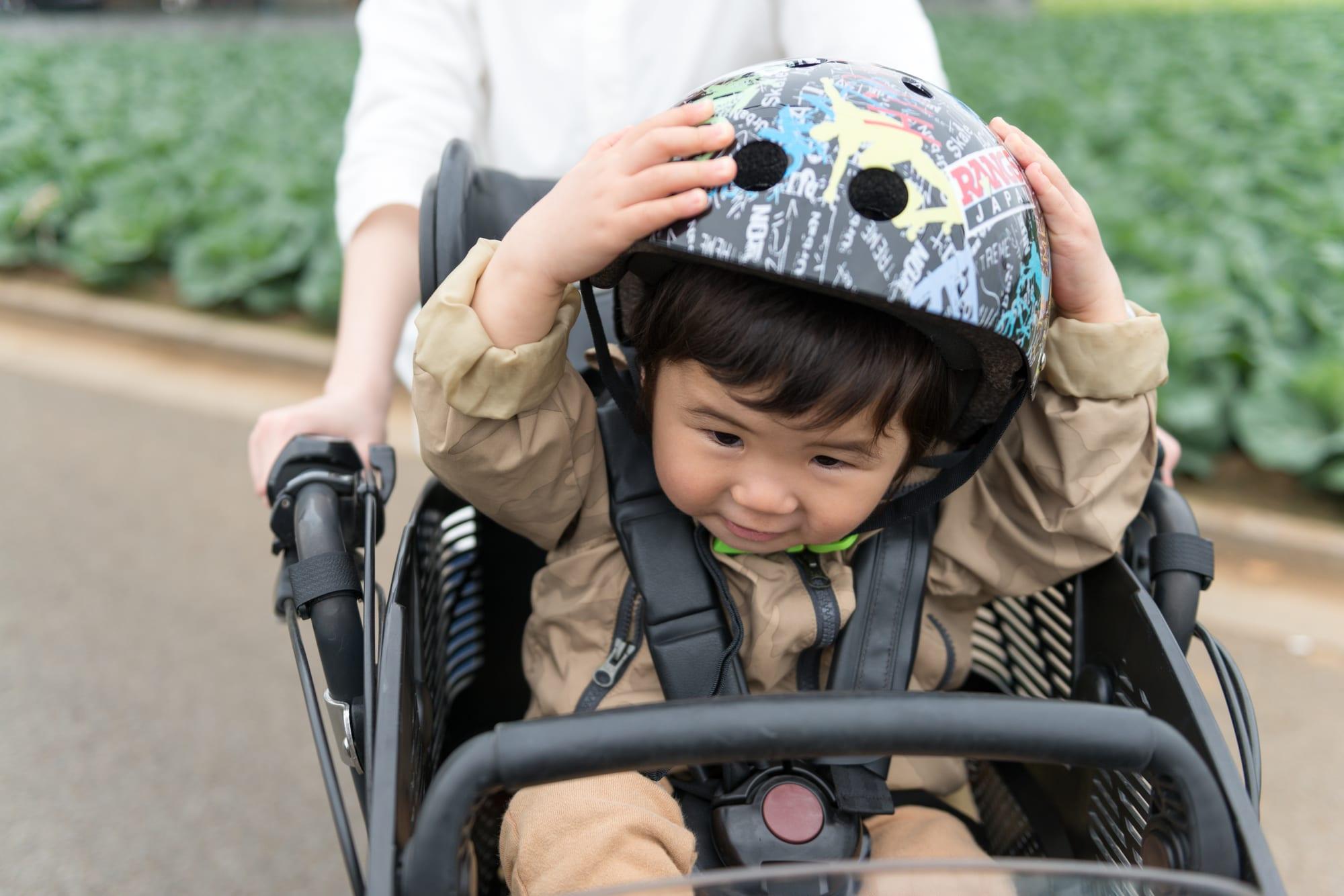 ヘルメットは「頭の形」に合ったものを選ぶことが大切