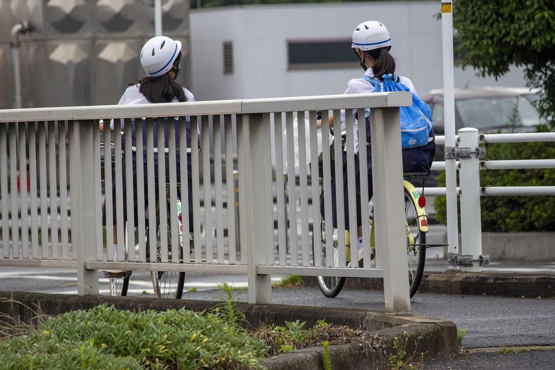 通学途中の自転車事故はPTA総合補償保険でカバーできる