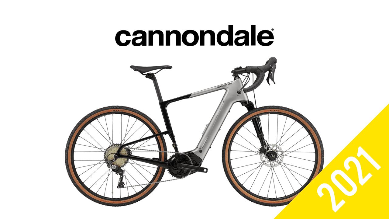 キャノンデール 2021 e-bike Topstone