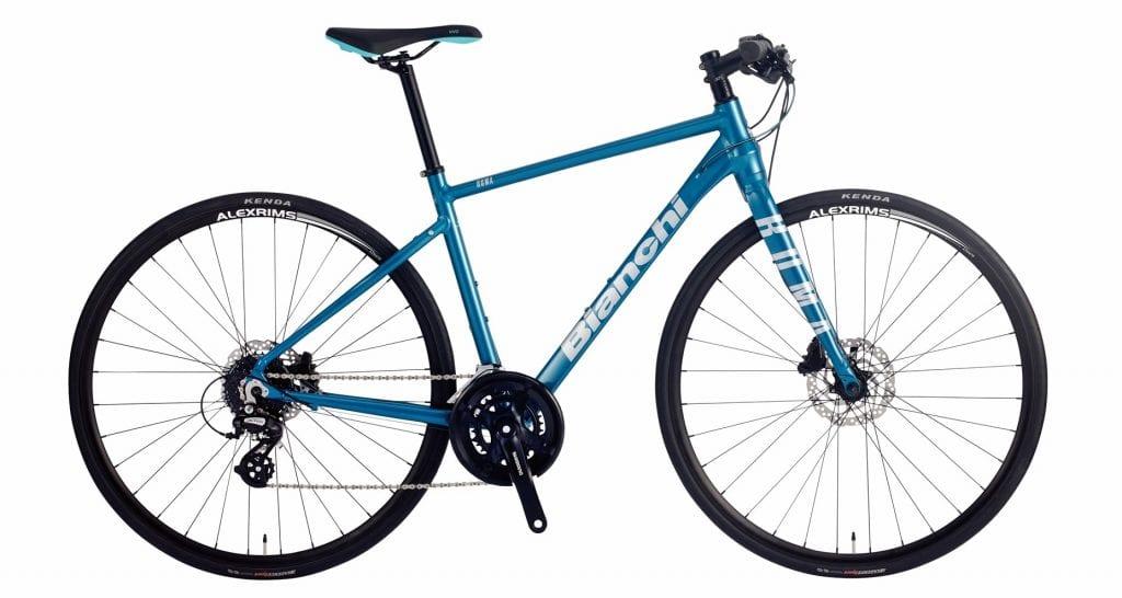 BIANCHI クロスバイク ROMA 2021