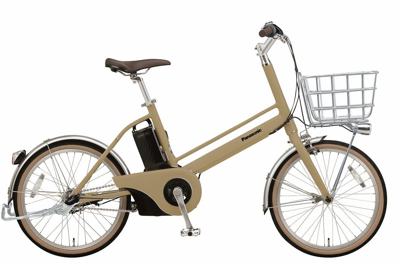 電動アシスト自転車「Jコンセプト」マットキャメル(T)
