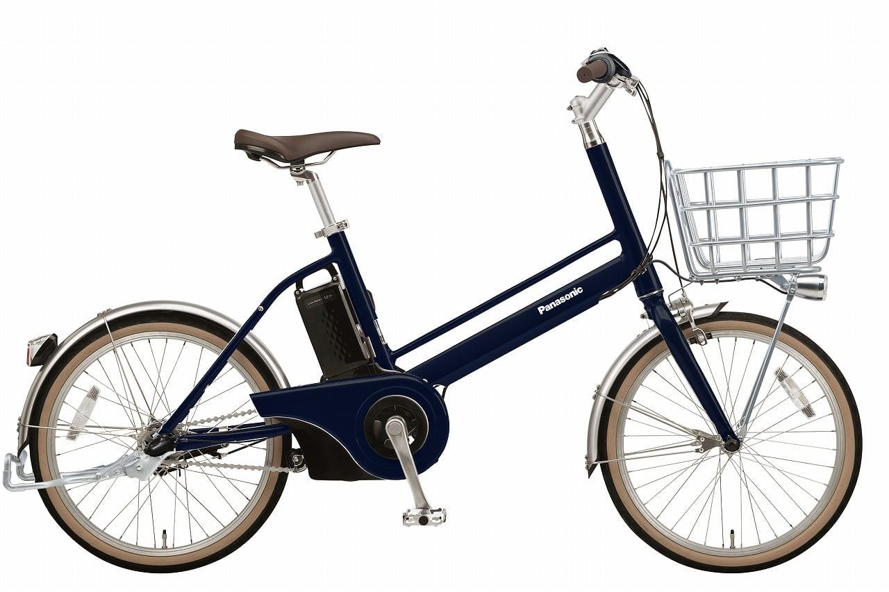 電動アシスト自転車「Jコンセプト」マットネイビー(V)