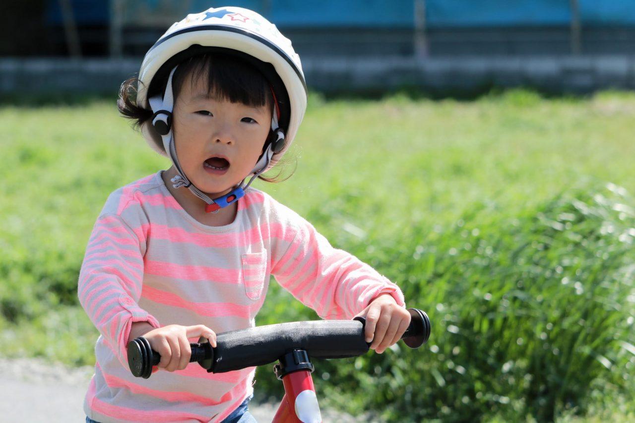 """子どもは2歳くらいから""""乗り物""""に乗れるようになる"""