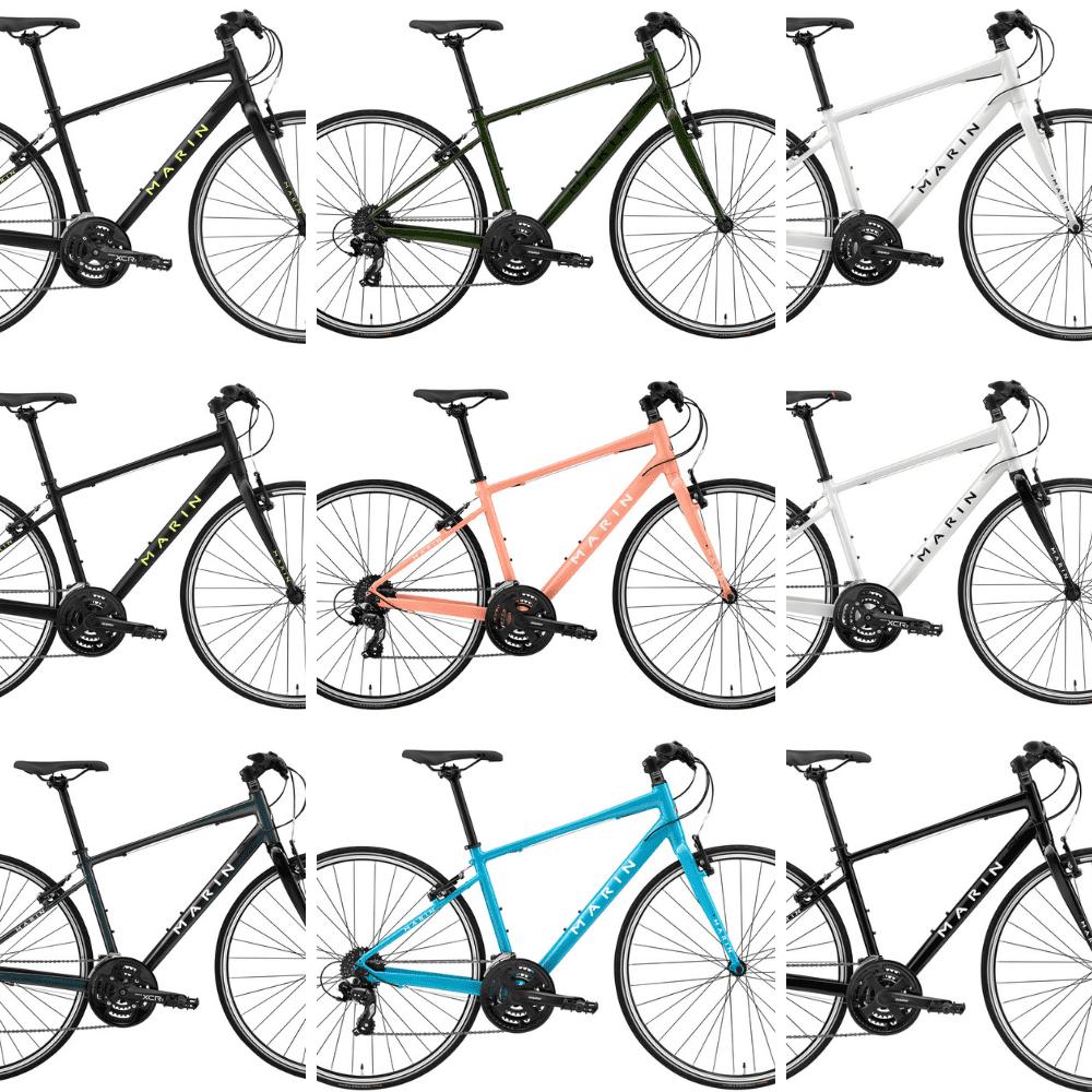 モデル数が多い本国モデルはせいぜいワンモデルにつき2カラー。ミヤウッズSEでは5色、コルトマデラSEでは実に9色のラインナップで展開した。(画像は2015年のコルトマデラSE)