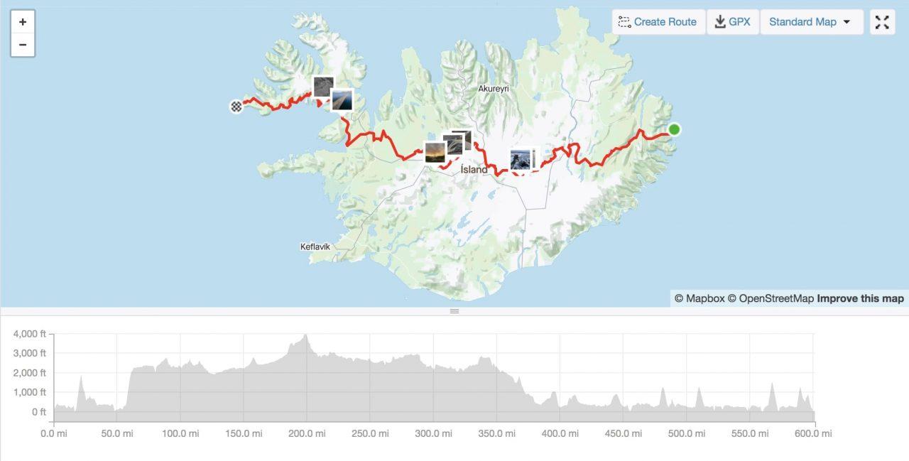 ChrisBurkard アイスランド横断ルート チャレンジ
