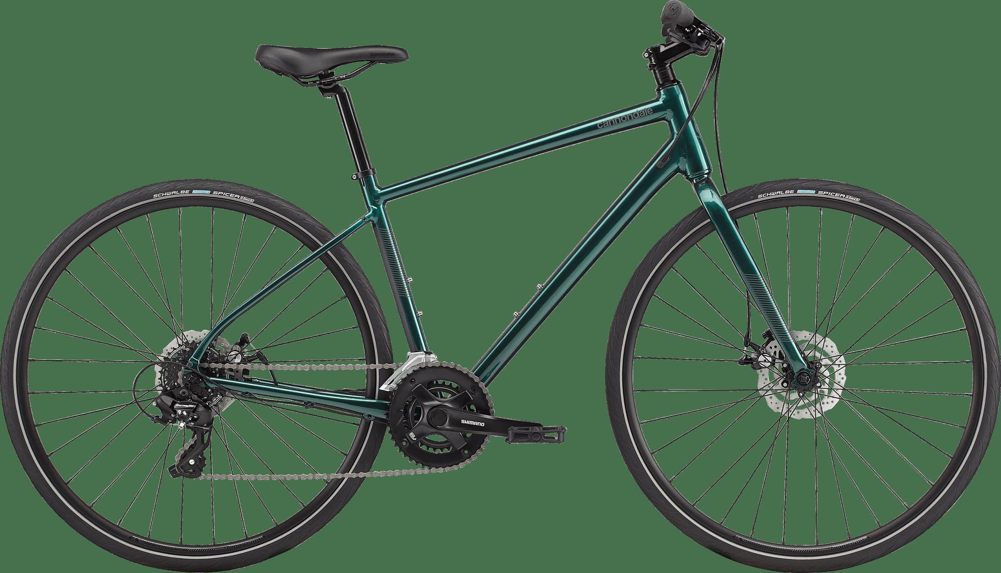 Quick5 エメラルド キャノンデール クロスバイク