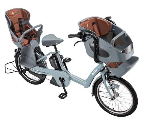 ビッケポーラーは幼児2人同乗基準適合車