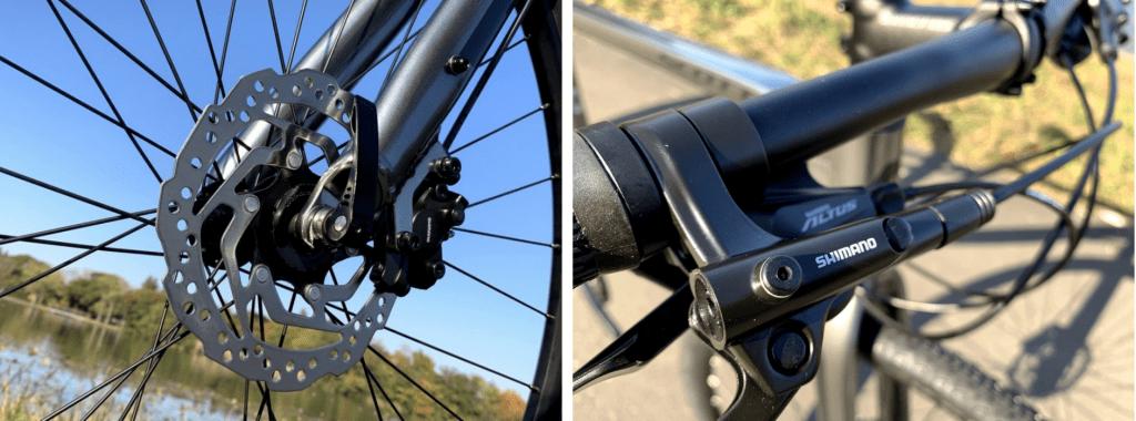 SUBCROSS-brake