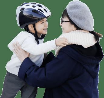 ノロッカは「親子ともに笑顔が灯る」がコンセプト