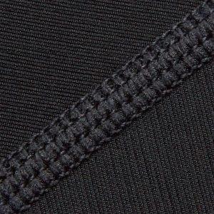 縫い目が平らなフラットシーマ縫製