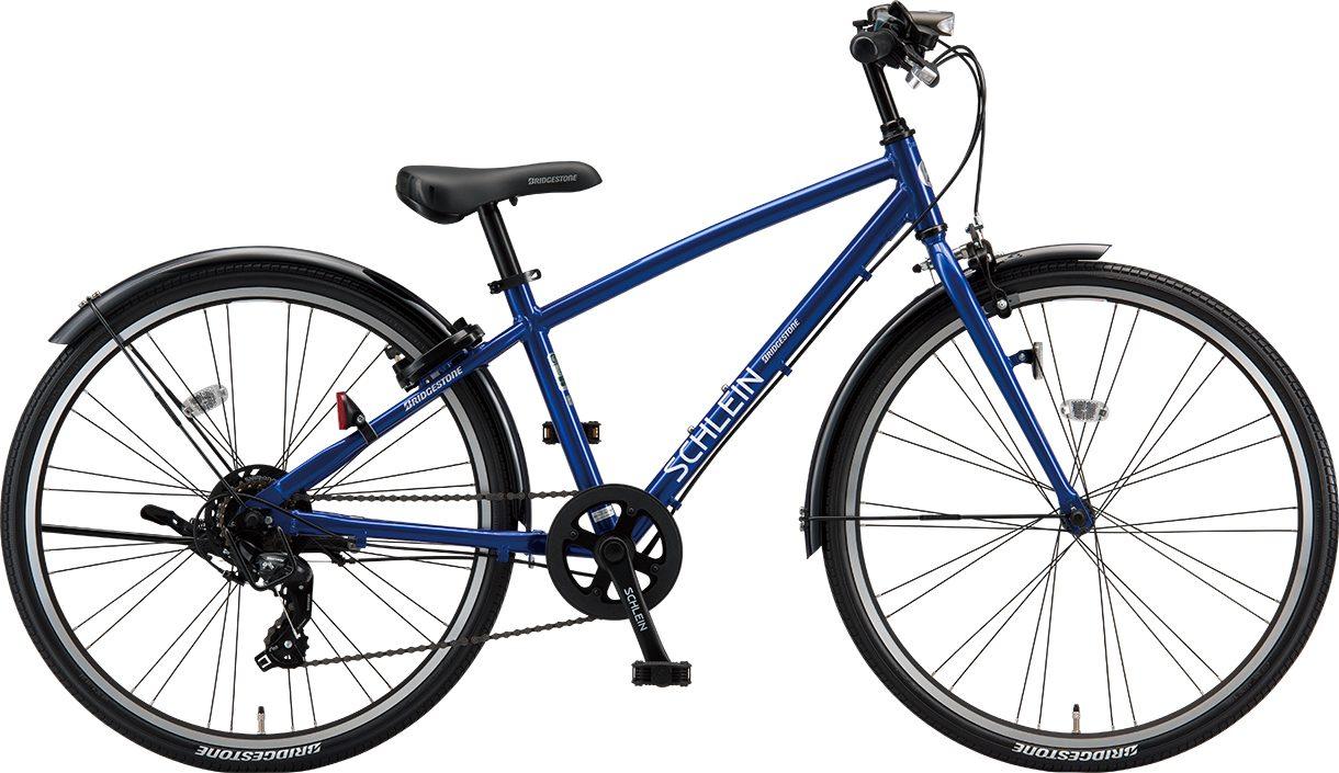 ブリヂストンの人気ジュニア向け自転車『シュライン』は24インチ・26インチの2サイズ