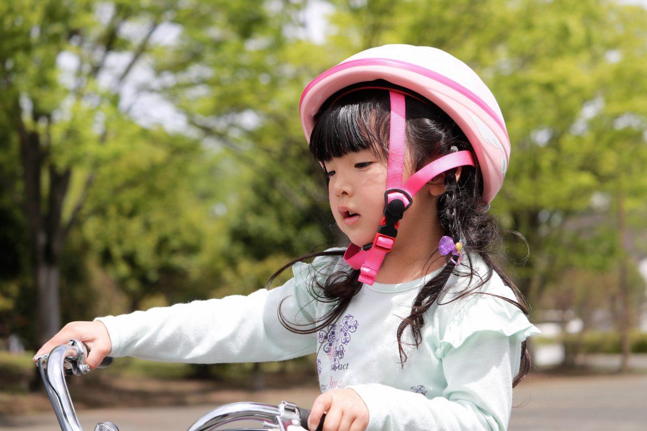 サイズが合わない自転車だと楽しくなくなってしまう