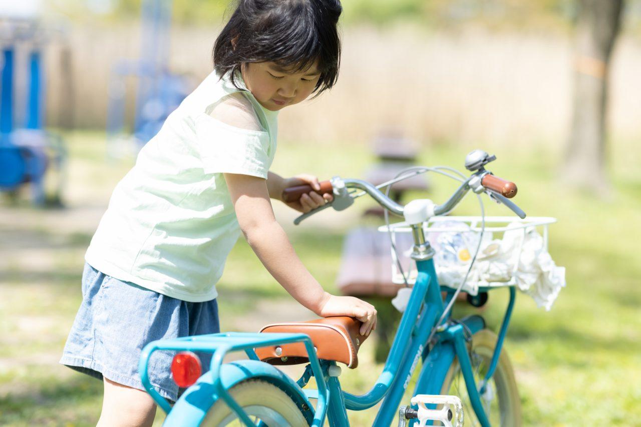 軽さも自転車選びの重要なポイント