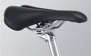 CONNECT COMFORT SADDLE