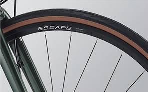 ESCAPE R 700X30C TIRE