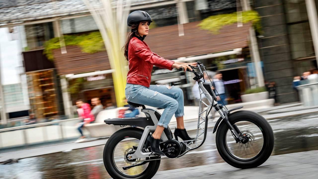 電動アシスト自転車ISSIMO(イッシモ)