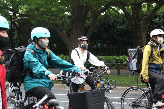 自転車講習会