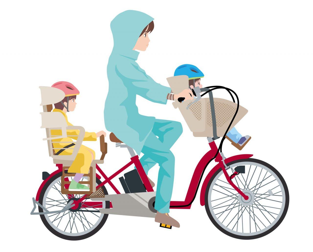 自転車用レインウェアは濡れない・安全に走れるものを選ぼう