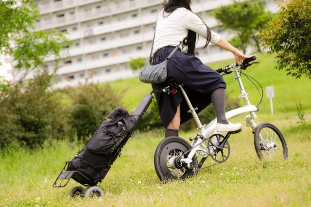 iruka サイクルトレーラー
